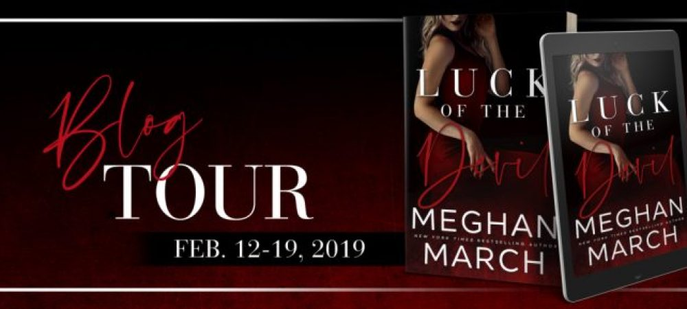 Release Day Blitz and Review : Luck of The Devil by Meghan March @Meghan_March