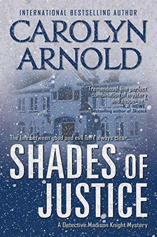 Review Tour: Shades of Justice by Carolyn Arnold
