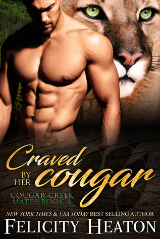 Book Review: Craved by Her Cougar by Felicity Heaton