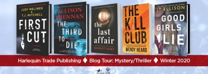 Review Tour: The Third to Die by Allison Brennan