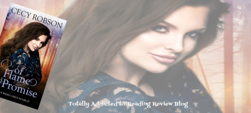 Review: Of Flame and Promise by Cecy Robson