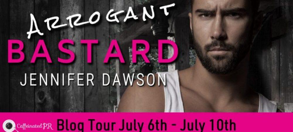 Review: The Bastard Series (Cold Hearted Bastard and Arrogant Bastard) by Jennifer Dawson