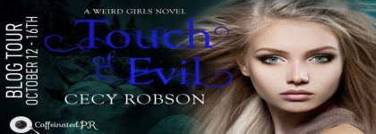Review: Touch of Evil by Cecy Robson