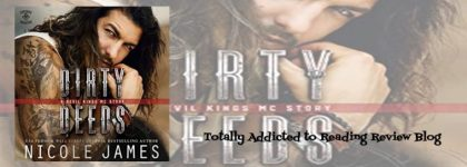 🎧Review: Dirty Deeds by Nicole James