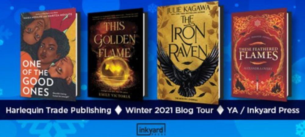 Blog Tour: The Iron Raven by Julie Kagawa