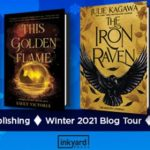 Blog Tour: The Iron Raven by Julie Kagawa