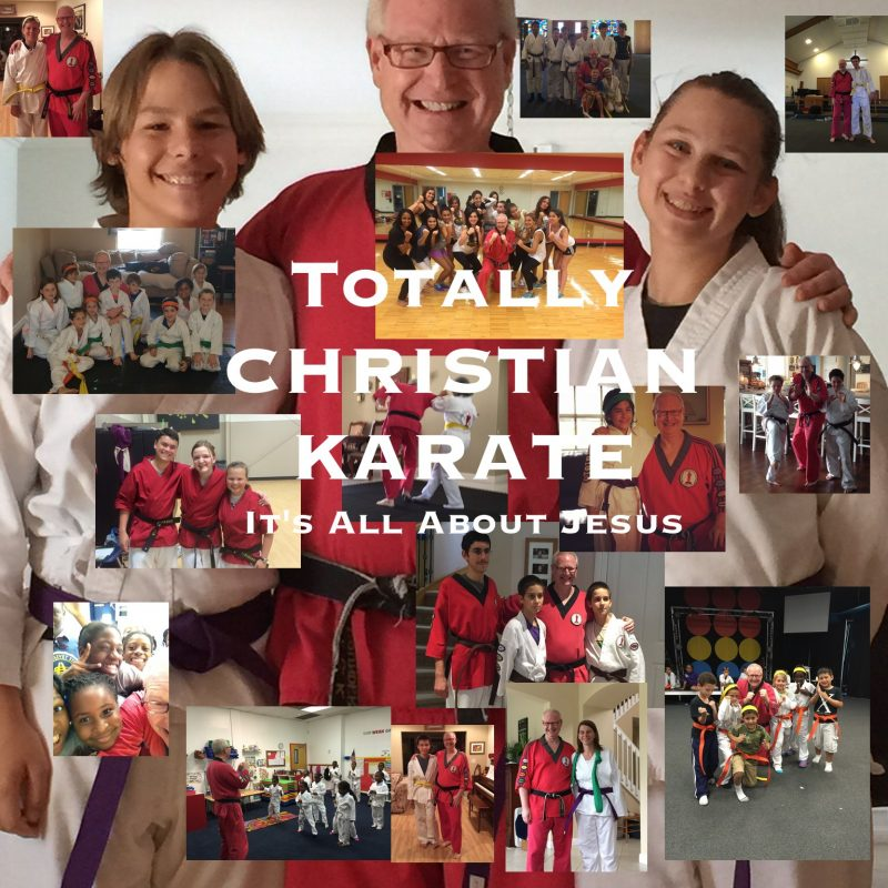 What is Totally Christian Karate?