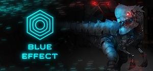 vr blue effect