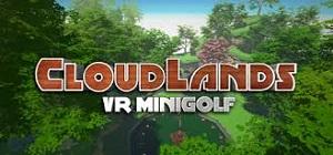 vr cloudlands minigolf