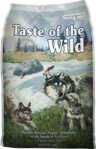 Taste of the Wild Pacific Stream Puppy Formula Grain-Free