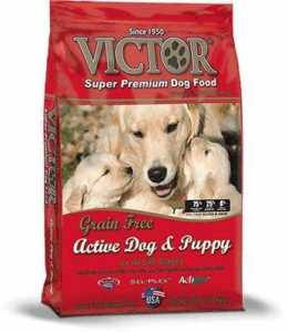 Victor Active Dog and Puppy Formula Grain-Free Dry Dog Food