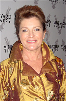 Kate Mulgrew-Photo from Playbill