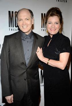 Kate Mulgrew & Charles Busch