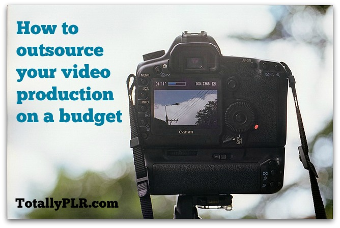 outsource video production