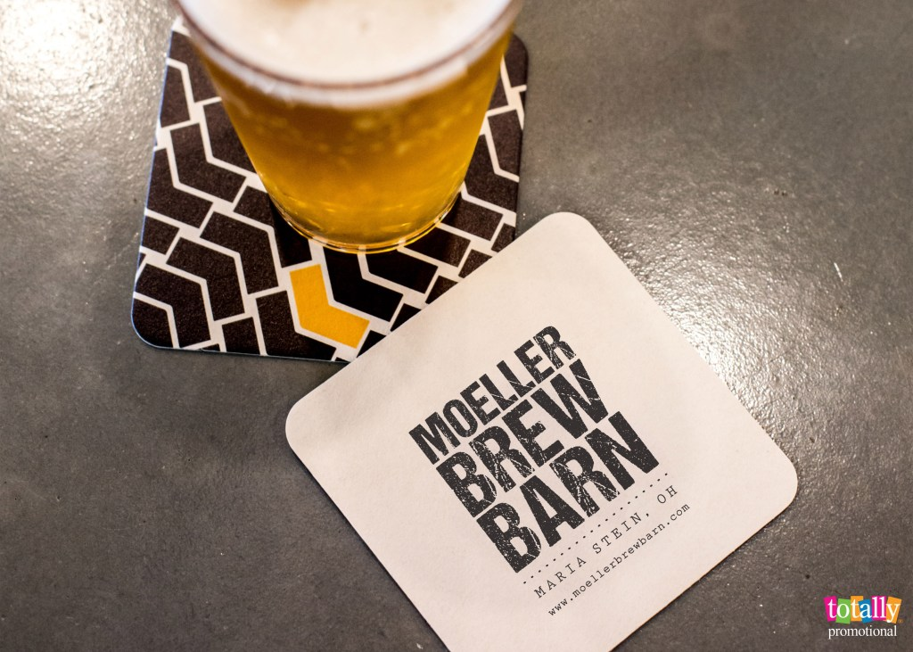 Business Card Coasters