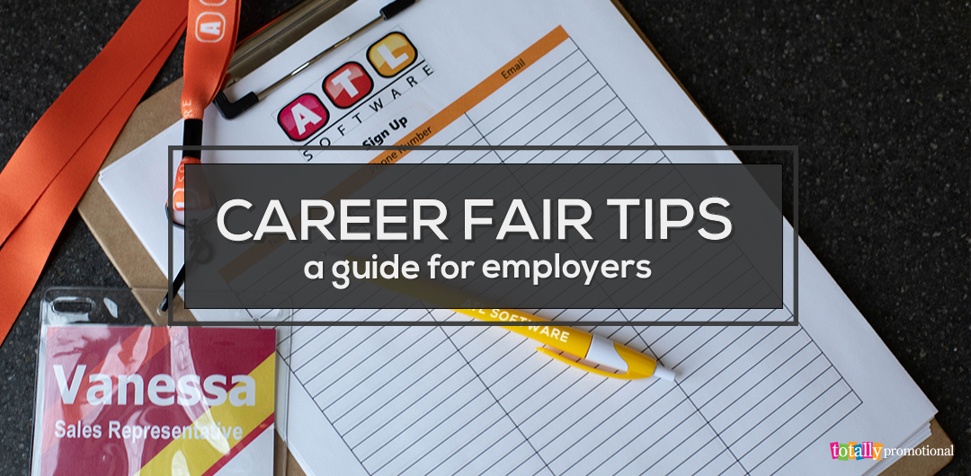 Career Fair Tips: A guide for employers