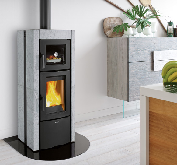 La Nordia Wood Burning Stove Wales