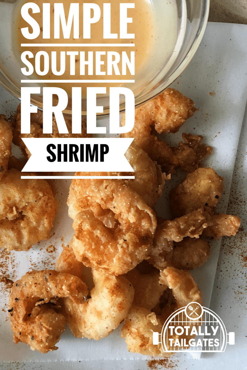 This looks so easy - Simple Southern Fried Shrimp