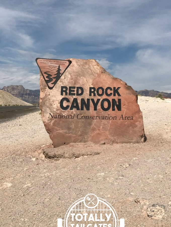Easy Road Trip from Las Vegas: Red Rock Canyon