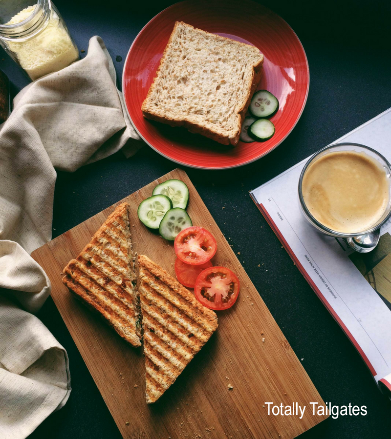 Healthy Lunch | Totally Tailgates