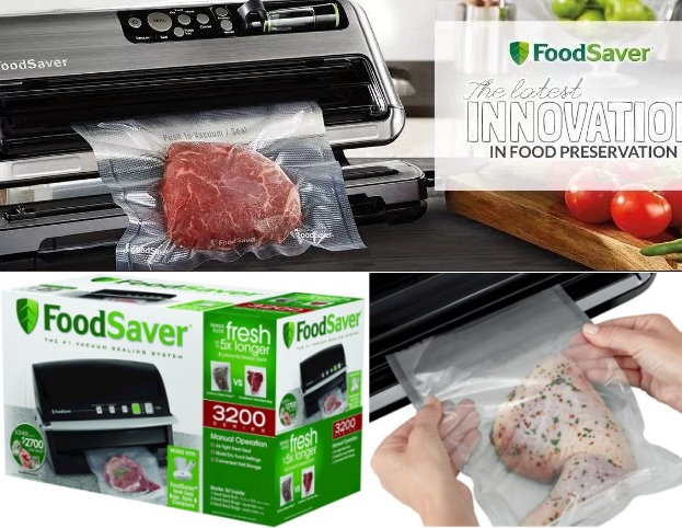 24 In New High Value Foodsaver Printable Coupons