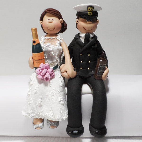 Employment Cake Toppers Totally