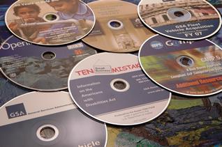 The CD / DVD Silkscreen Process