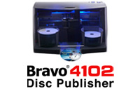 Bravo 4102 XRP Disc Publisher