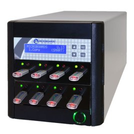 7 Bay USB Copier