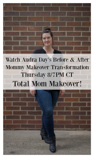 Total Mom Makeover Audra Day Pinterest Photo