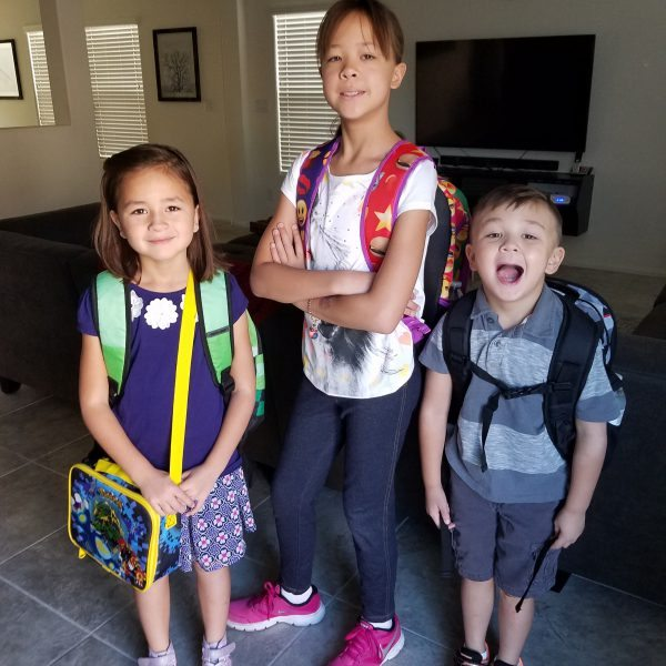 Total Mom Makeover Kids of Charlene Hafey