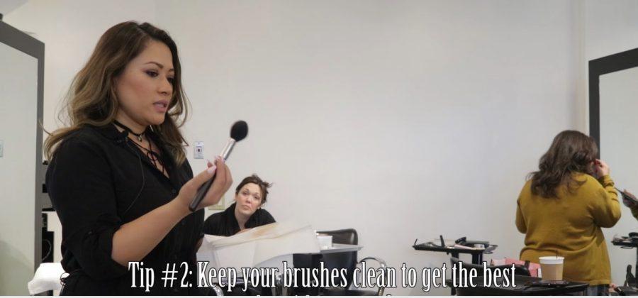 Total Mom Makeover Tip During Charlene Hafey Makeover