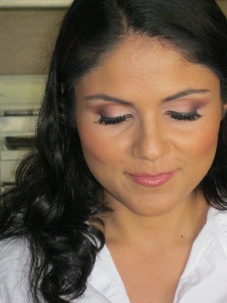 Debbie Bride Makeup