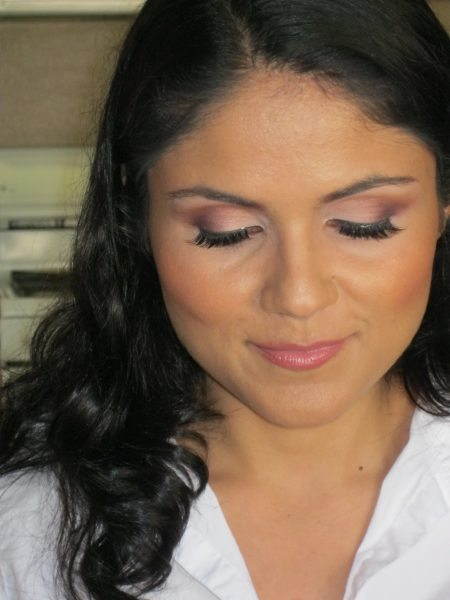 Debbie Bride Makeup