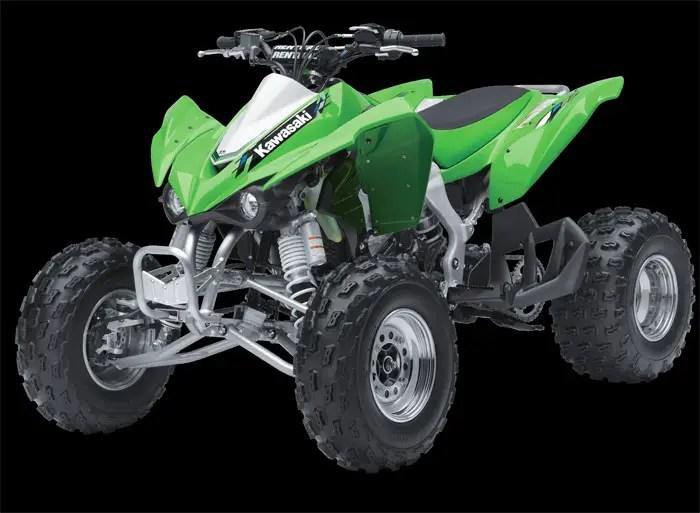 Kawasaki Kfx450r Review