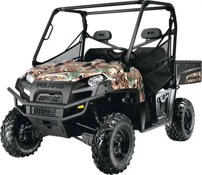 2012 Polaris Browning Edition 800 Ranger