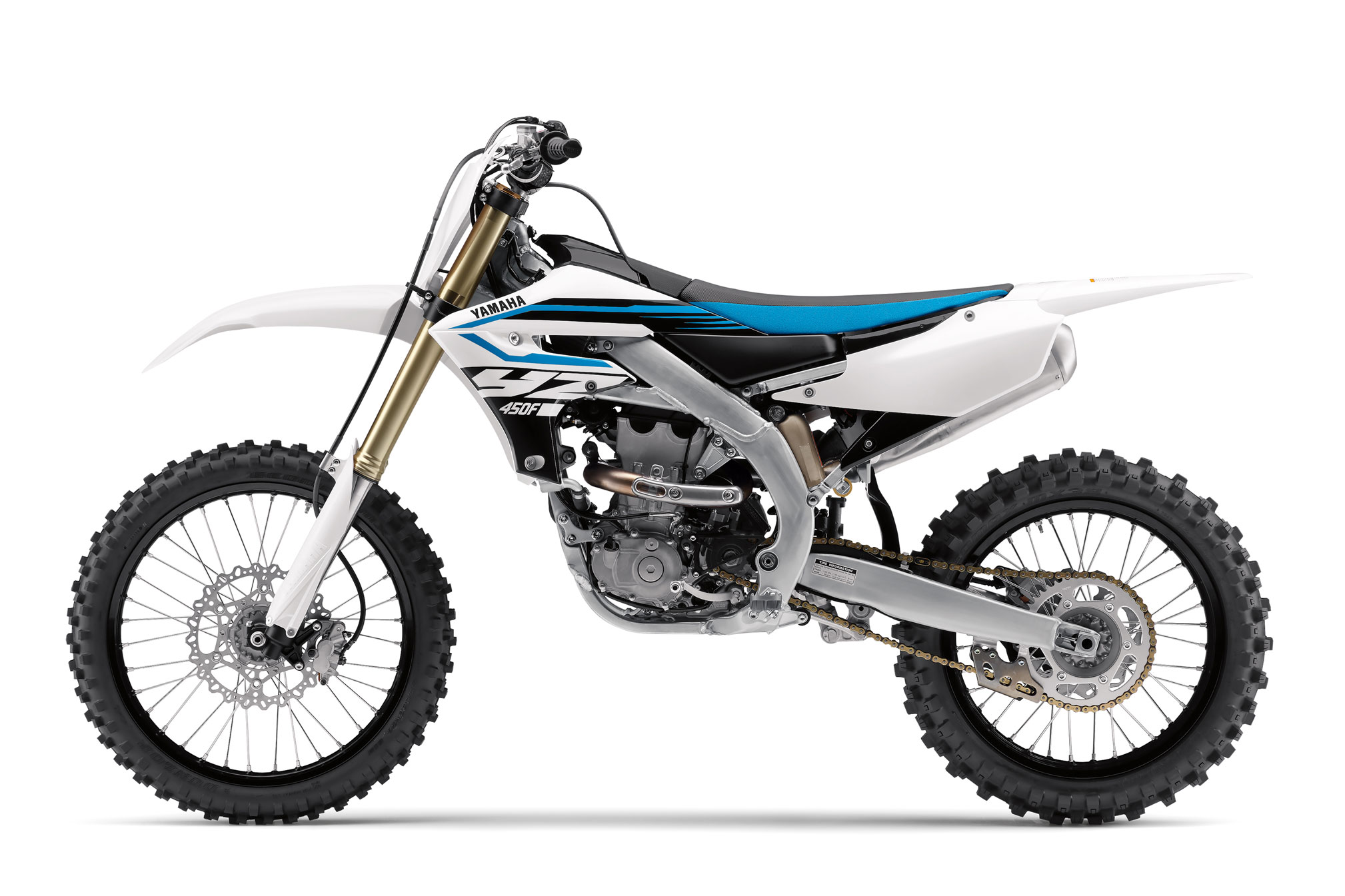 Yamaha Yz450f Review Total Motorcycle
