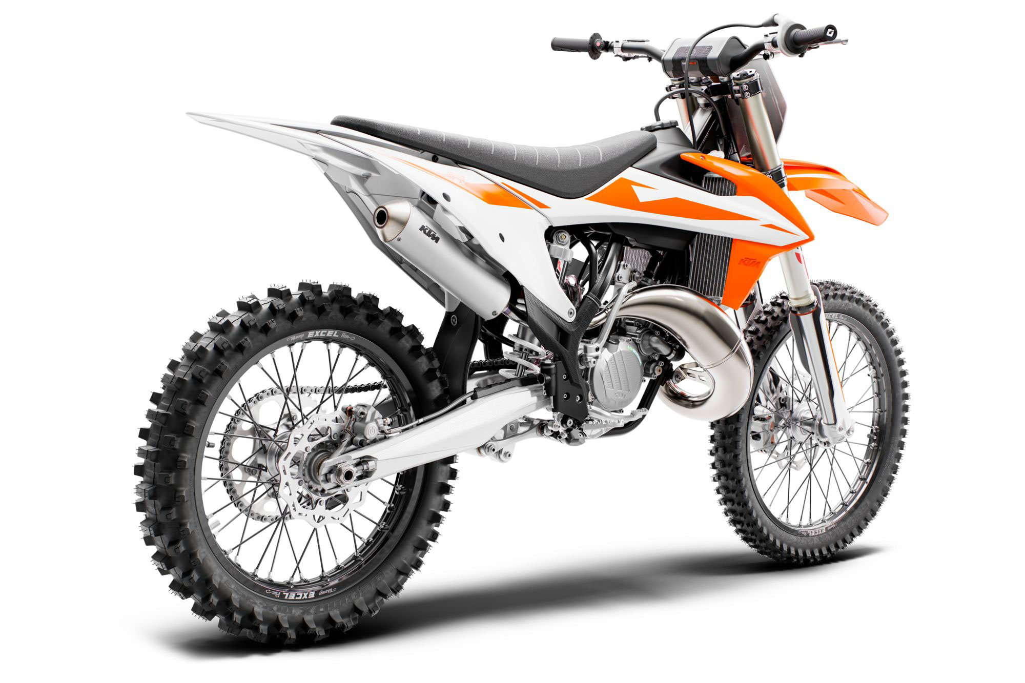 Ktm 125 Sx Guide Total Motorcycle