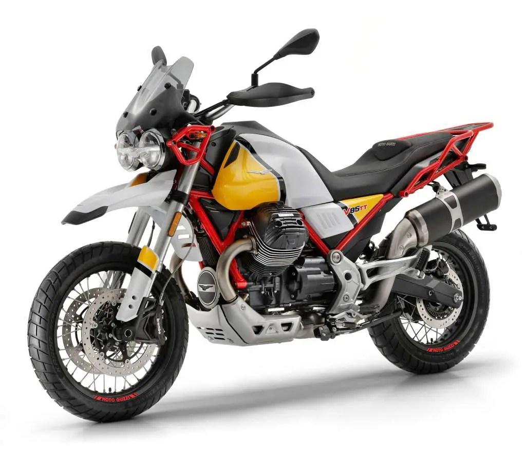 2019 Moto Guzzi V85 TT Guide TotalMotorcycle