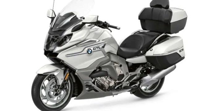2021 bmw k1600gtl guide • total motorcycle