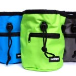 Chalk Bag with Waist Belt and Zippered Pocket – Two Ogres