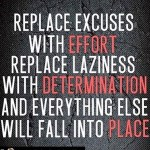 Effort and determination does it. What is your health goal? Are you closer to it? #health #goal #fitness