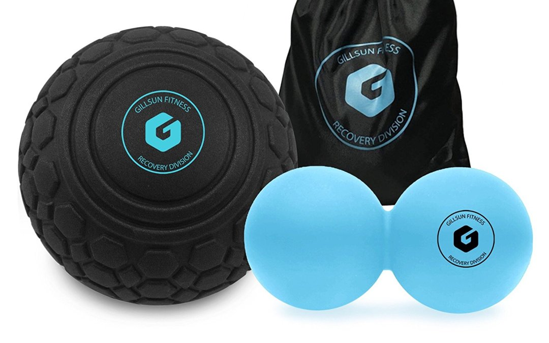 Gillsun Fitness Massage Ball Set