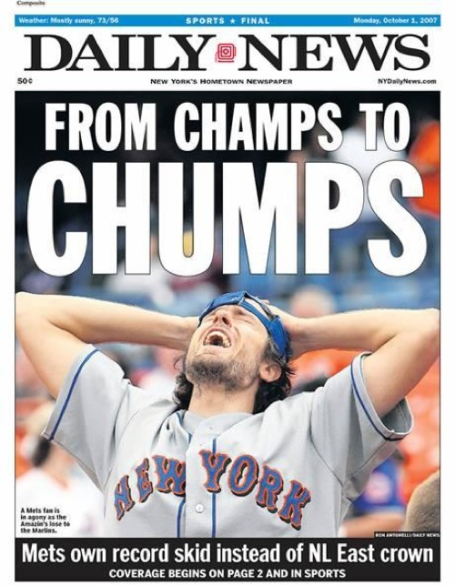 Image result for mets collapse 2007