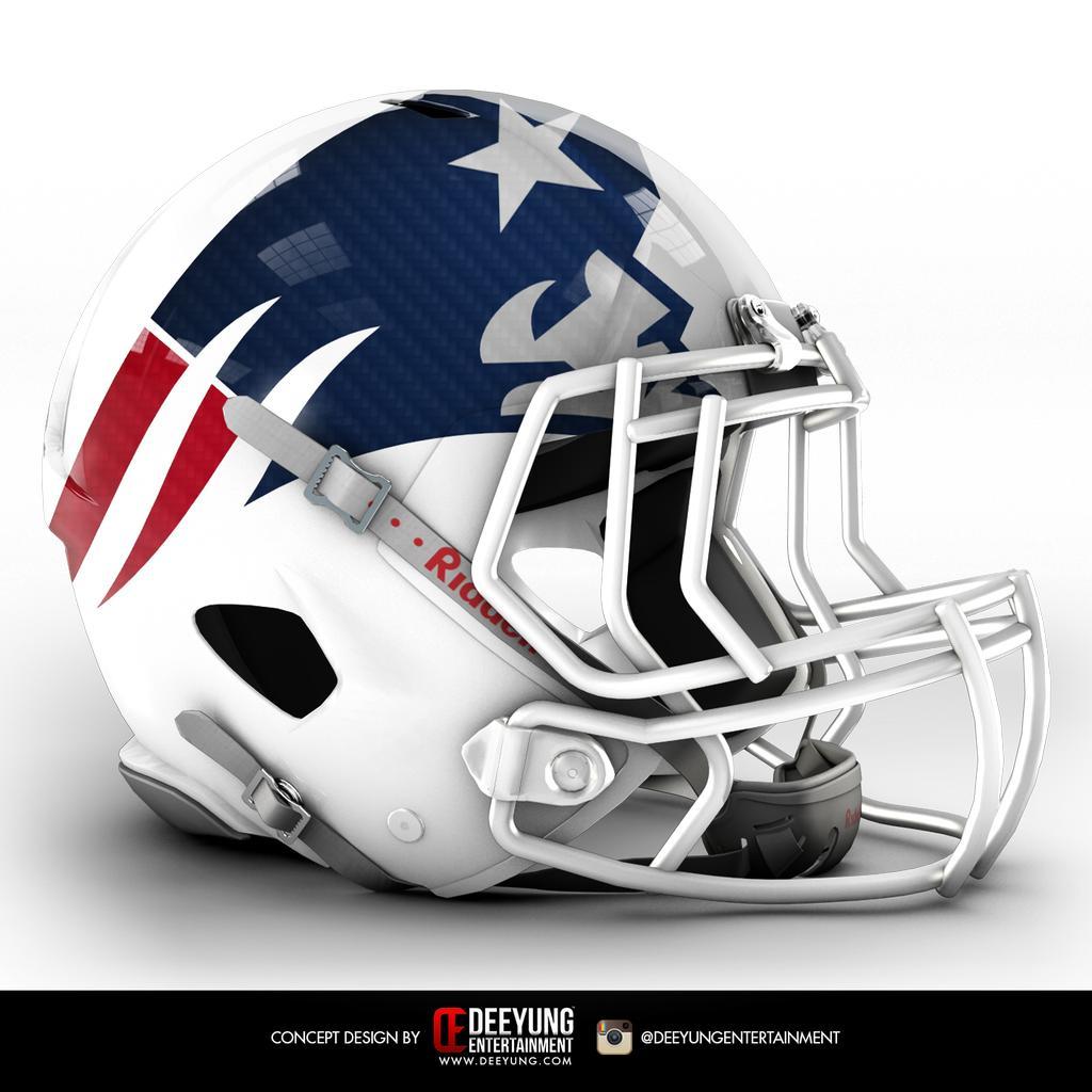 Patriots Uniforms Fresh