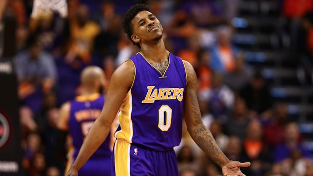 Image result for Nick young got robbed again