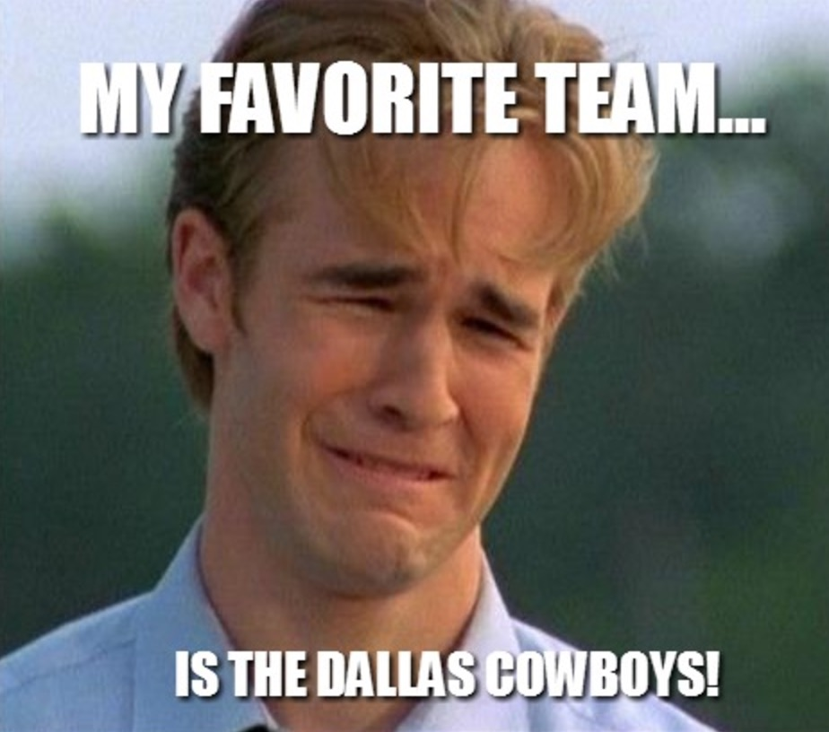 20 Great Anti Cowboys Memes Ahead Of Todays Playoff Game