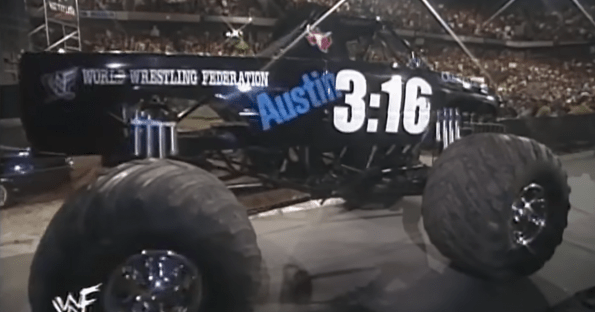 Total Pro Sports Stone Cold Steve Austin Reveals How A