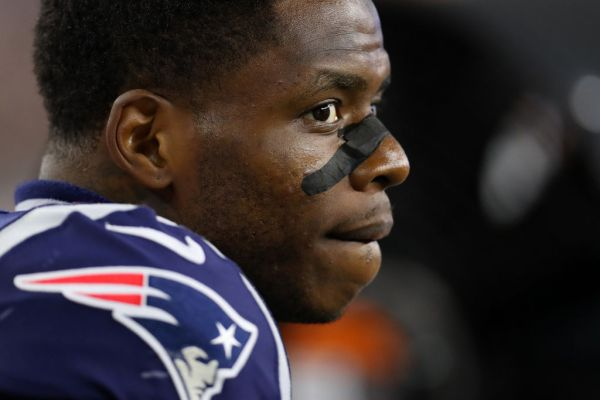 Josh Gordon Seemed To Be Shocked By News of Patriots Placing Him On IR With Instagram Activity (PIC)