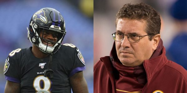 Former Redskins Fans Detail Switch To Becoming Baltimore Ravens Fans